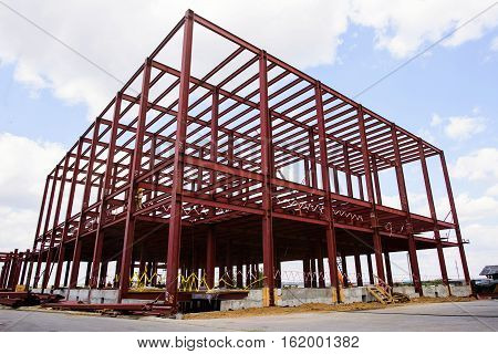 Construction Of Steel Structures