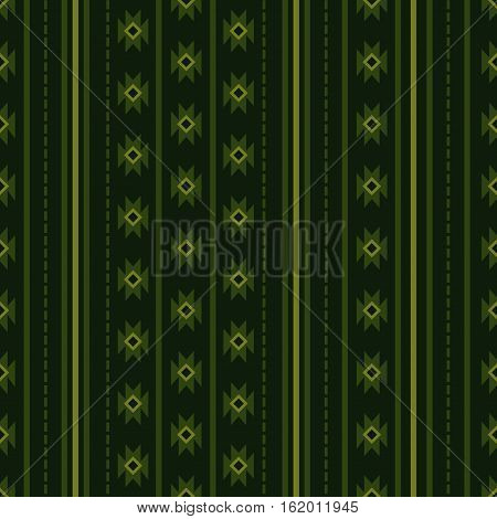 vector seamless abstract green pattern rasterized copy