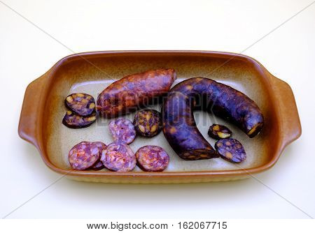 Cut  Sausage Called In Spanish