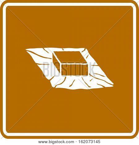 bouillon cube sign