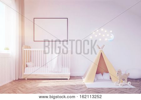 Baby Room With A Moon, Toned