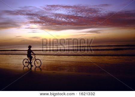 Sunrise At The Shore
