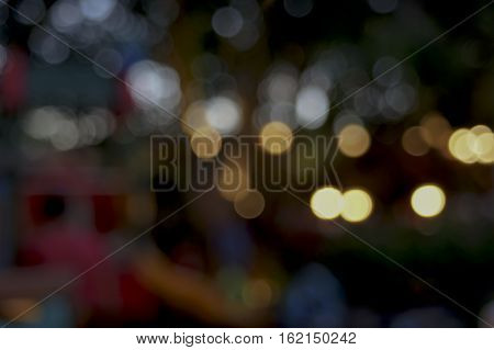 Bokeh comes from the Japanese word bokeh which means