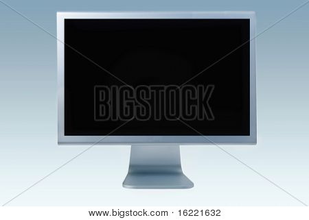 wide Flat screen monitor