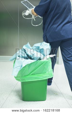 Operating Theater Surgery Trash