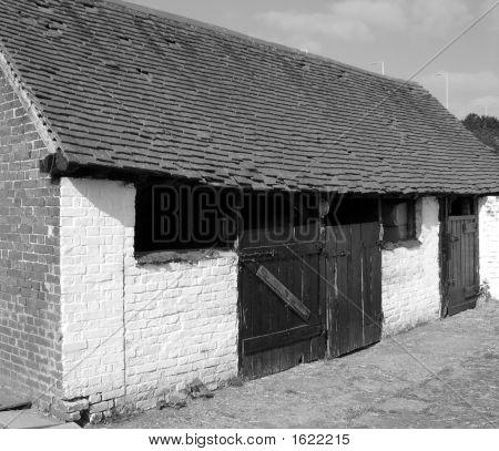 Old Farm Building, Barn