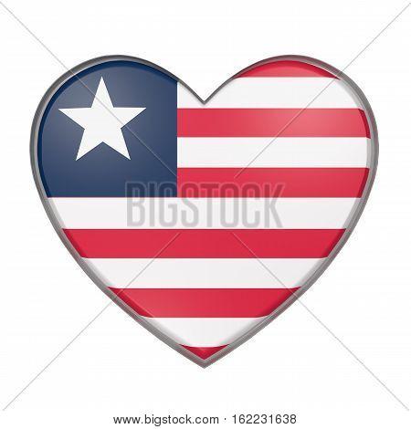 Liberia Heart