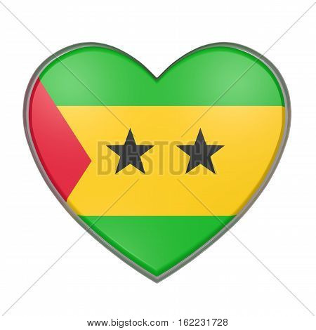 Sao Tome And Principe Heart