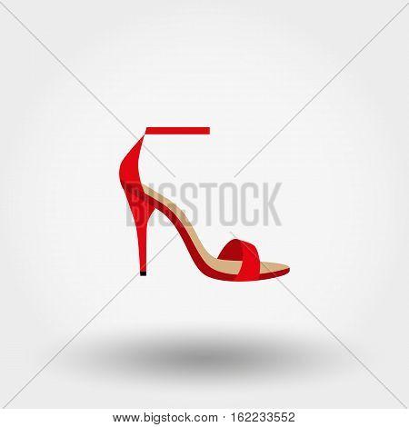 Elegant Womens High Heel Shoe.
