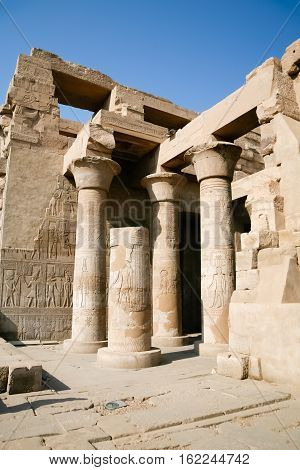 Ruins Of Kom Ombo Temple