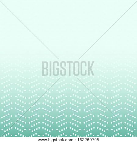 Geometric modern pattern. Fine ornament with dotted elements