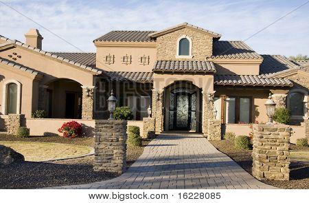 Beautiful new home