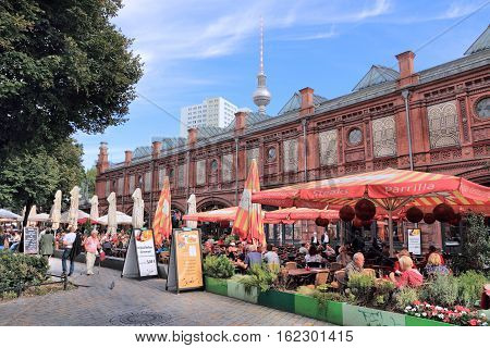 Hackescher Markt, Berlin