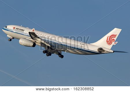 Airbus A330 From Air China
