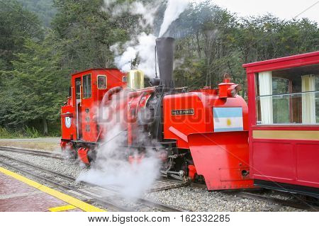 National Park Railway