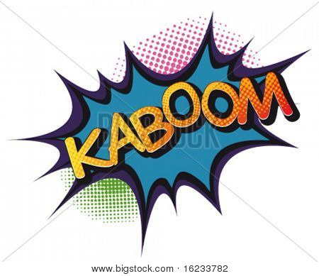 Cartoon-Kaboom