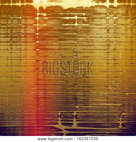 Abstract faded retro background or shabby texture with vintage style design and different color patterns: yellow (beige); brown; red (orange); purple (violet); pink