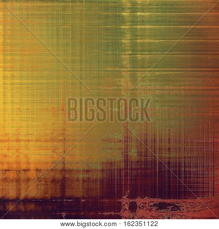Retro style grunge background, mottled vintage texture. With different color patterns: yellow (beige); brown; red (orange); pink; purple (violet); green