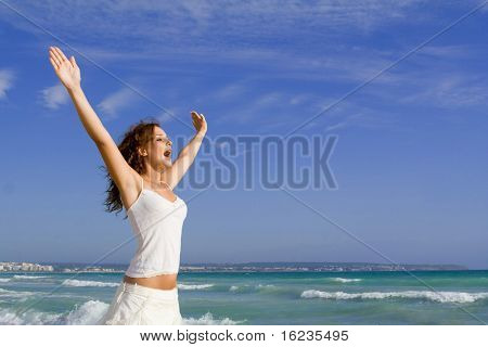 praising the skies