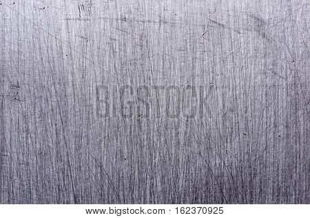 old grunge metal plate steel background