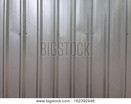 detail of galvanized iron steel plates wallpaper