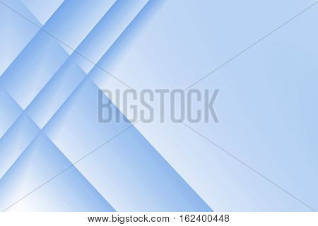 Blue fractal background with crossing lines pattern. Suitable for industry technology and computer based designs pamphlets leaflets web design or desktop or mobile phone background.