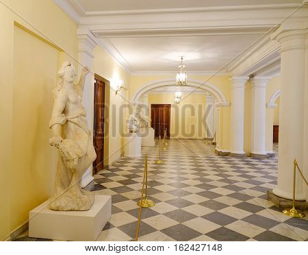 Inside Of Heritage Museum