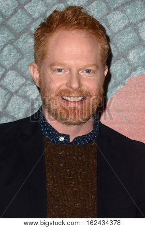 LOS ANGELES - DEC 16:  Jesse Tyler Ferguson at the