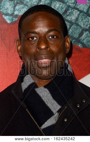 LOS ANGELES - DEC 16:  Sterling K. Brown at the