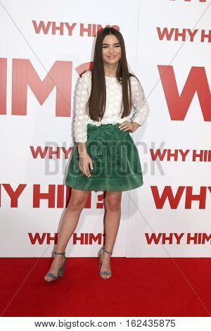 LOS ANGELES - DEC 17:  Landry Bender at the