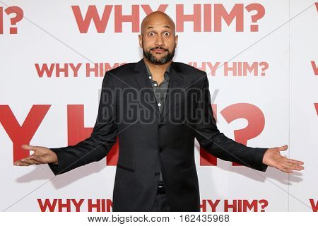 LOS ANGELES - DEC 17:  Keegan-Michael Key at the