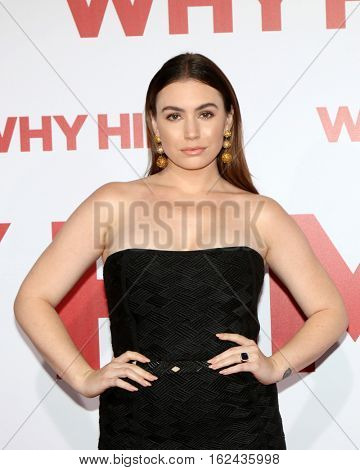 LOS ANGELES - DEC 17:  Sophie Simmons at the