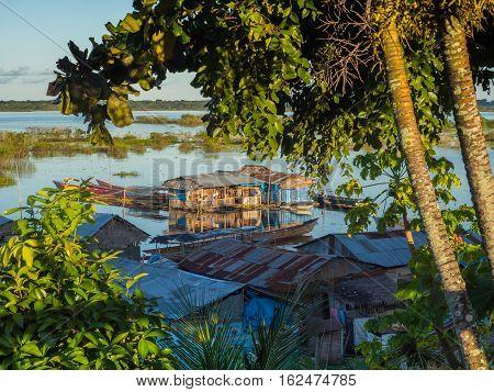 Houses On The Flood Plain