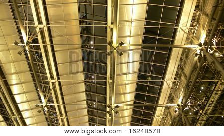 abstract urban architectural background