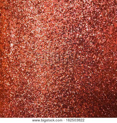 Gold copper shiny glitter texture background for design