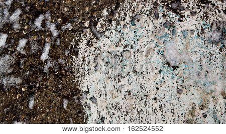 Concrete, concrete wall, old concrete texture, grunge concrete texture, old painted wall, retro background