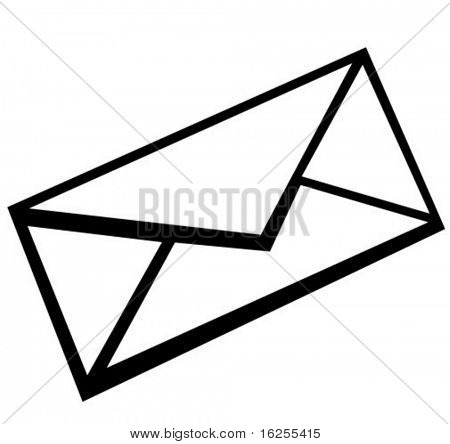 sobres de correo