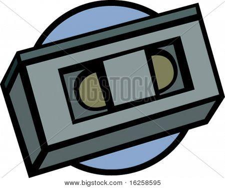 vhs videotape