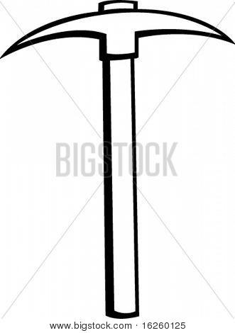 pickaxe tool