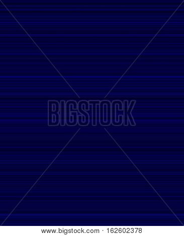 Background of neon pinstripes with varying widths in medium and dark blue shades. Can be oriented horizontally or vertically.