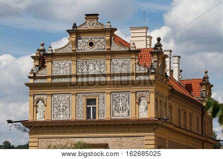 Smetana Museum Prague, Czech Republic
