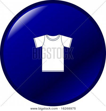 t-shirt button