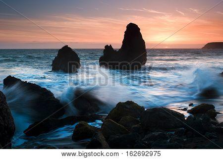 Rodeo Beach, San Francisco California