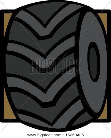 monster tire