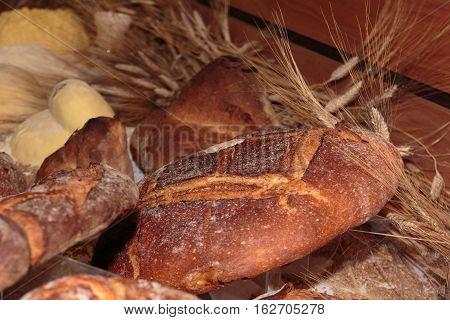 Altamura Italian Fresh Bread