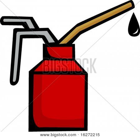 spout oiler