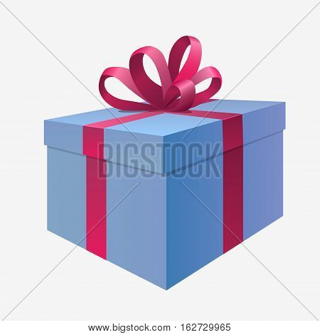 Giftbox Present Isolated Icon