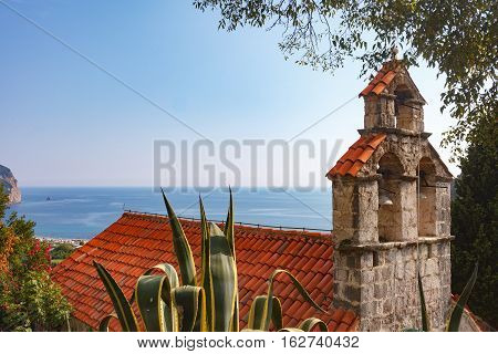 Small Serbian Orthodox Church