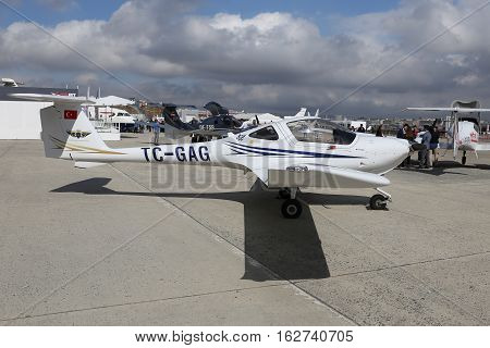 Istanbul Airshow 2016