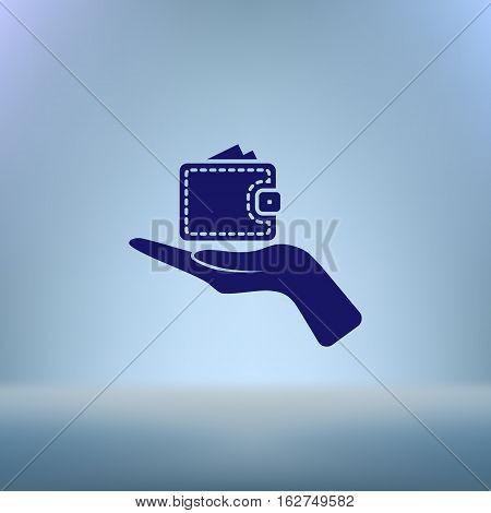 Wallet Web Icon
